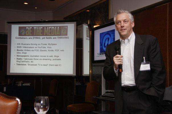 David w be the media